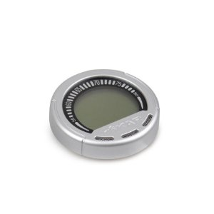 Higrômetro Digital Xikar Redondo Gauge