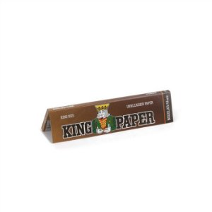 Seda King Paper Brown - King Size (Un.)