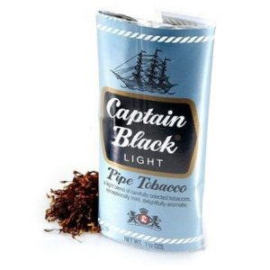 Fumo para Cachimbo Captain Black Light - Pct (42,5g)