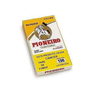 Cigarro de Palha Pioneiro Tradicional - Mç (20)