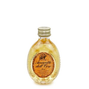 Licor Amaretto Dell'Orso Originale 40ml