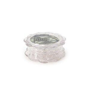 Dichavador de Plástico Bros 3D - Transparente