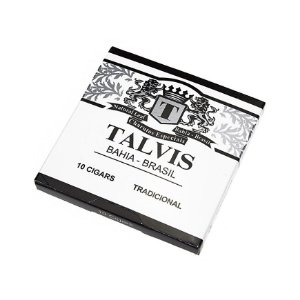 Cigarrilha Talvis Natural - Pt (10)