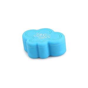 Container de Silicone Ultra 420 Nuvem - Azul