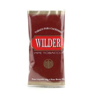 Fumo para Cachimbo Wilder Vinho Flores e Frutas Cítricas - Pct (45g)
