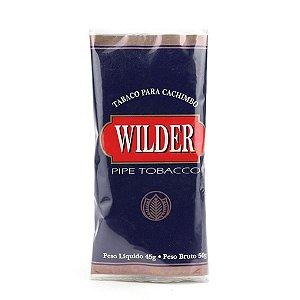 Fumo para Cachimbo Wilder Azul Frutas Secas - Pct (45g)