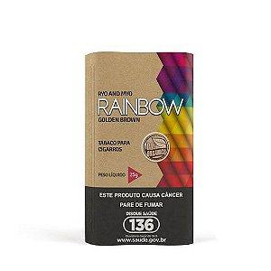Tabaco para Enrolar Rainbow Orgânico - Pct (25g)