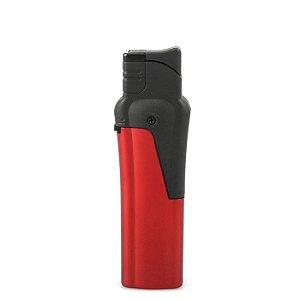 Isqueiro Maçarico Slim Jet Zengaz - Vermelho (1 chama)