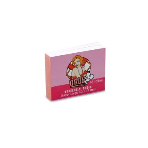 Piteira de Papel Bros 66 - Pink Super Large (Un.)