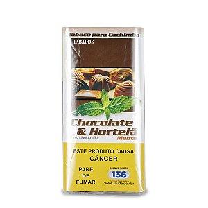 Fumo para Cachimbo Havana Chocolate e Hortelã (Menta) - Pct (45g)