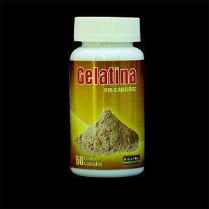 Gelatina em Cápsulas