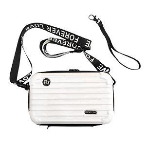 Mini Bag Influencer Branca