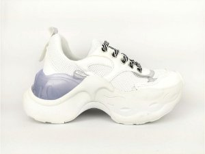 Tênis Chunky Sneaker Branco Total Solado 5 cm