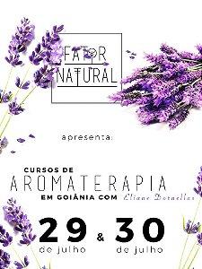 Curso de Aromaterapia em Goiânia