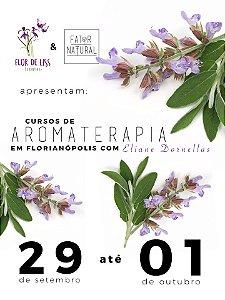 Curso de Aromaterapia em Florianópolis