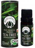 Óleo Essencial de Tea Tree (Melaleuca) Orgânico
