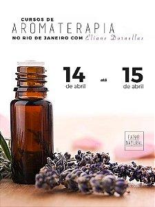 Cursos de Aromaterapia no Rio de Janeiro