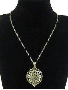 Medalhão Aromático Mandala