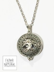 Medalhão Aromático Árvore