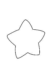 Colar Aromático Estrela
