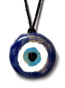 Colar Aromático Olho Grego