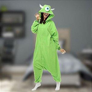 Pijama Kigurumi Mike Wazowski Monstros SA