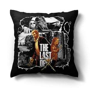 Almofada The Last Of Us X Jogo Decoração Geek com Enchimento