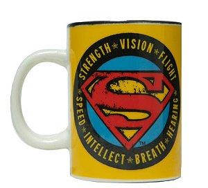 Mini Caneca WB Superman Logo DC Comics 135ml
