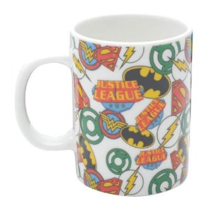 Mini Caneca WB Logos DC Comics 135ml