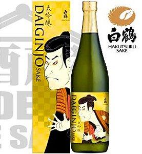 Sake Hakutsuru UKIYOE LABEL Daiguinjo 720ml