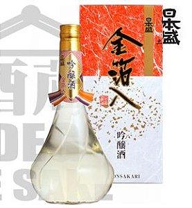 Sake Nihonsakari GUINJO GOLD 720ml