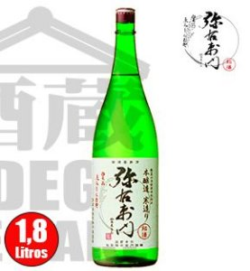 Sake YAUEMON Honjouzou Kanzukuri 1800ml