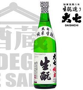 Sake DAISHICHI Kimoto Junmai 720ml