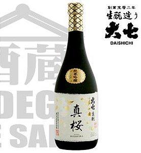 Sake Daishichi MASAKURA Junmai Guinjo 720ml