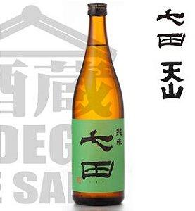 Sake SHICHIDA Junmai Genshu 720ml