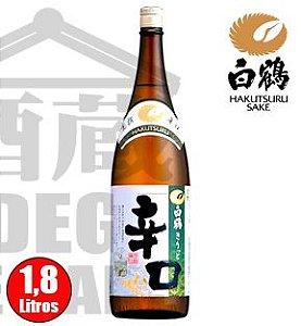 Sake HAKUTSURU JOSEN Seco 1800ml