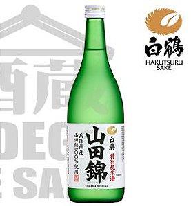 Sake Hakutsuru YAMADANISHIKI Tokubetsu Junmai 720ml