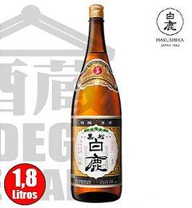 Sake HAKUSHIKA Josen Kuromatsu 1800ml