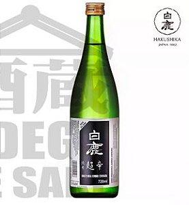 Sake HAKUSHIKA Junmai EXTRA SECO 720ml
