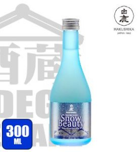 Sake Hakushika SNOW BEAUTY Nigori 300ml