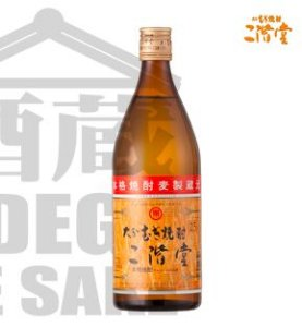 Shochu NIKAIDO Shochu de Cevada 720ml