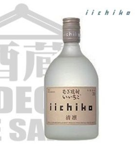 Shochu IICHIKO Shochu de Cevada 720ml