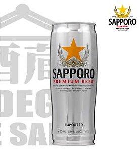 Cerveja SAPPORO BEER 650ml