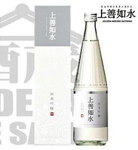Sake JOZEN MIZU NO GOTOSHI SECO Junmai Guinjo 720ml