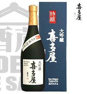 Sake Gokujo KITAYA Daiguinjo 720ml