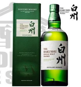 Whisky Suntory HAKUSHU Single Malt Destillery Reserve 700ml