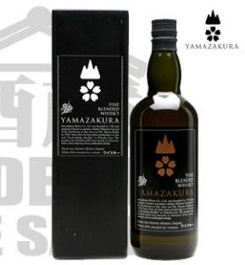 Whisky YAMAZAKURA Blended 700ml