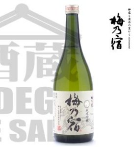 Sake UME NO YADO GUIN Junmai Daiguinjo 720ml