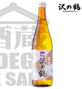 Sake SAWANOTSURU Josen Suave 720ml
