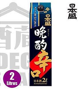 Sake Nihonsakari BANSHAKU Pack 2000ml
